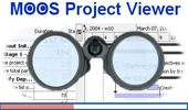 微軟Project專屬檔mpp閱讀器-MOOS Project Viewer
