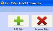 flv、avi、3gp、mp4等轉mp3-Free Video to MP3 Converter