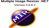 整批調整尺寸、邊框、剪裁、增加文字的縮圖軟體-Multiple Image Resizer .NET