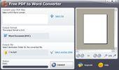 pdf轉word,英文及中文pdf文件轉word-Free PDF to Word Converter