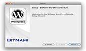 簡單架設測試用wordpress-BitNami WordPress Stack