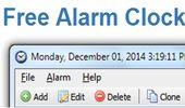鬧鐘程式,可播放mp3音樂當鬧鈴-Free Alarm Clock