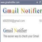gmail 信箱新郵件提醒小幫手-Gmail Notifier