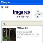 可整批處理的縮圖軟體-Imgares