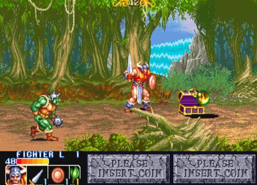 大型電玩模擬器MAME模擬經典遊戲-龍王