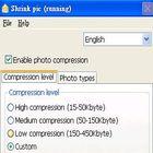 縮圖軟體程式,方便你mail或skype、msn時上傳照片-Shrink Pic