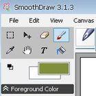 Q筆刷式繪圖軟體-SmoothDraw