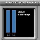 高音質錄音程式軟體-Free Sound Recorder