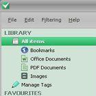 文件及檔案管理,搭配TAG標籤使用-TaggedFrog