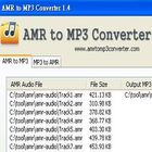 amr轉mp3的軟體及amr播放-AMR to MP3 Converter
