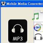 wav轉mp3、mp3轉wav的影音轉檔程式-Mobile Media Converter
