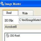 BIN、NRG、MDF映像檔轉換ISO及燒錄-ImageMaster