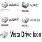 讓XP以血條呈現磁碟容量-Vista Drive Icon
