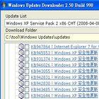 電腦保安微軟更新工具-Windows Updates Downloader