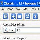 硬碟分析工具,了解硬碟空間用去那了-Xinorbis