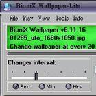 定時變換電腦桌布顯示-BioniX Wallpaper