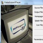 不需影片播放程式即可播放影片-MakeInstantPlayer