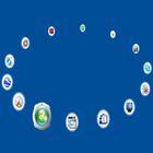 便利快捷的程式啟動工具-SliderDock