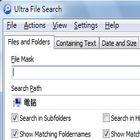 快速搜尋、也可以片段內容搜尋找出目標-Ultra File Search