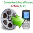 簡單3gp轉檔器-Free 3GP Video Convert Wizard