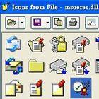 從系統及程式中抓取icon小圖-Icons from File